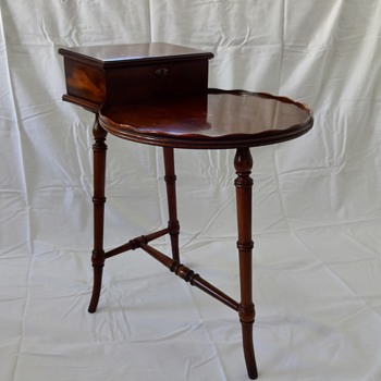 What kind of table is this? - Furniture