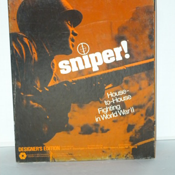 Sniper Board Game - Games