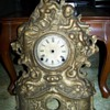Angel /Cherub Cast Iron Wall clock case