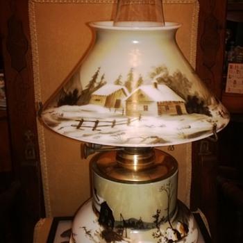 Super Oil Lamp