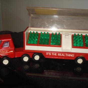 Buddy L Coca Cola Truck - Coca-Cola