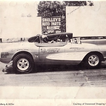 Badberg & Miller Dragster - Photographs
