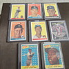1958 Topps Hall Of Fame Baseball Card Lot