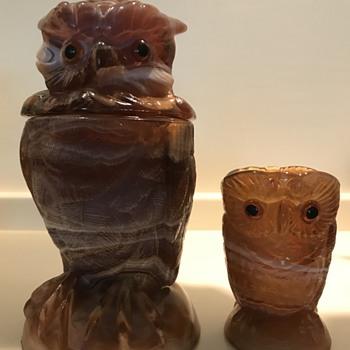 slag glass - Glassware