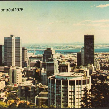 1976 - Montreal, Canada Postcards - Postcards