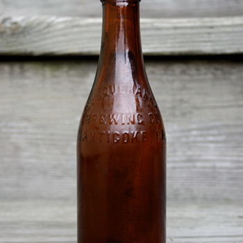Susquehanna Brewing Company Bottle - Breweriana