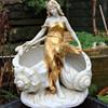 Beautiful Art Nouveau Maiden