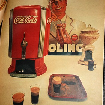 WOW! Coca-Cola fanatics... - Coca-Cola