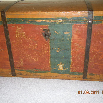 1870's Chest - Furniture