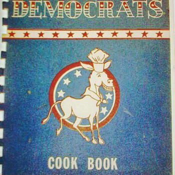 Dining with the democrats  cook book - Books