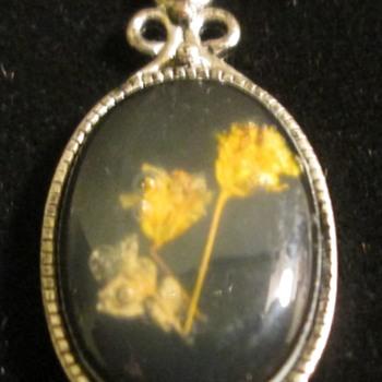 Two pendants