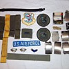 Vintage US Insignia Patches Pins etc