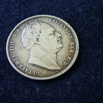 Mo old coins-1836 - World Coins