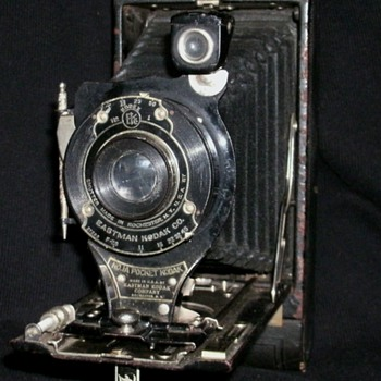 No.1A Pocket Kodak folding camera