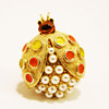 Vintage Florenza Ladybug Ring