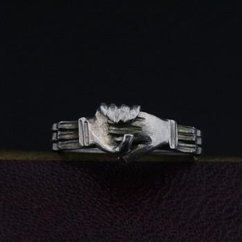 Fede Gimmel Ring - Fine Jewelry