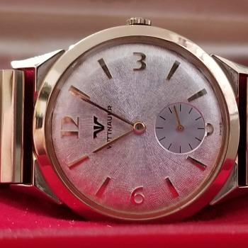Information on Longines Wittnauer mens watch - Wristwatches