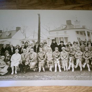March 4, 1929 Mt. Vernon Photo - Photographs