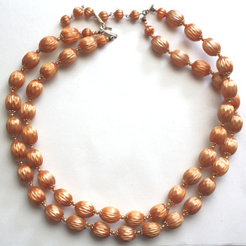 Mid-century necklace, Japan - Costume Jewelry