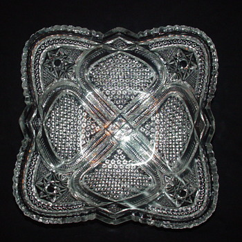 U.S. Glass Co. Candy Dish (EAPG)
