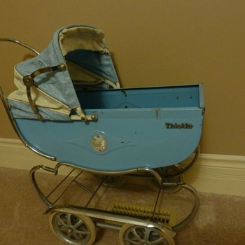 Thistle doll buggy - Toys