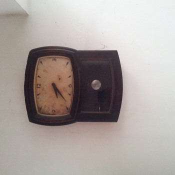 my old clock