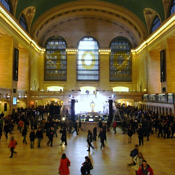 Happy Birthday Grand Central Terminal - Railroadiana