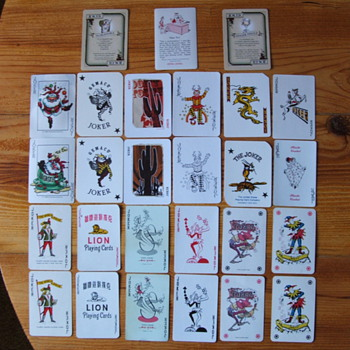 Joker Collection - Cards