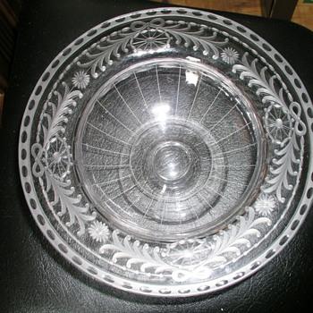 Compote - Glassware