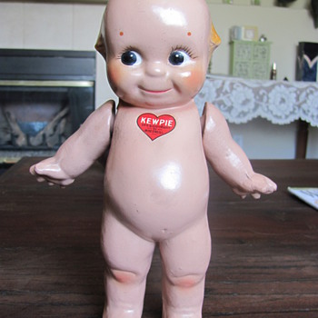 Kewpie Doll Mystery