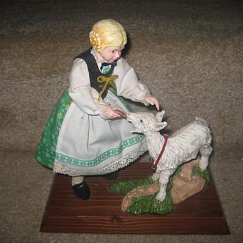 My Simpich 1983 Heidi doll #202 - Dolls