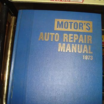 books on cars  - Books