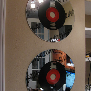 Record Mirrows for Musik Room