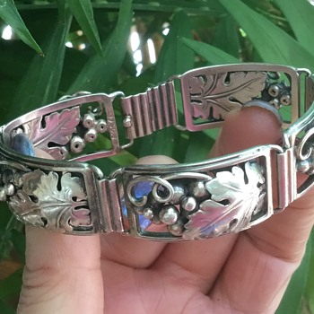 Grann & Lagyle Silver Bracelet