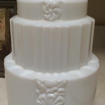 Art Deco Wedding Cake Lamp Shade - Art Deco