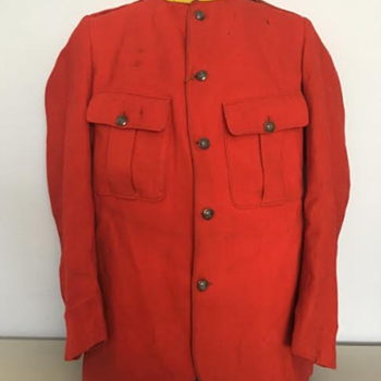 Victorian Gordon Highlanders Officer's Patrol Frock  - Military and Wartime