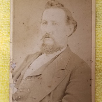 1800s George Moore Photograph - Photographs