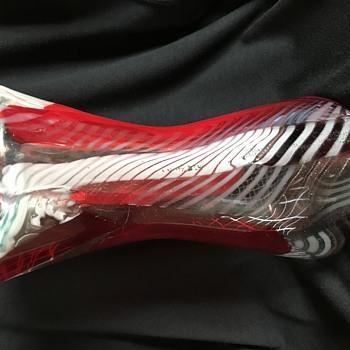 1955 Aureliano Toso, Dino Martens Frammentati Vase - Art Glass