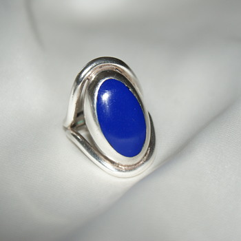 Simple Sterling Ring - Fine Jewelry