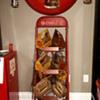 1940's Coca Cola case rack