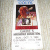 Colts v.s. Washington Redskins