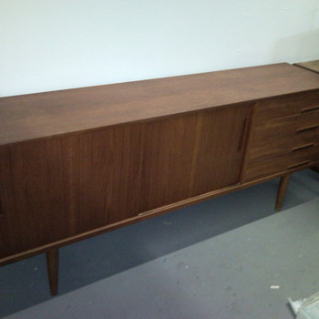 Nil Jonsson Trento Credensa - Furniture