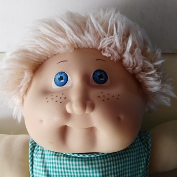 CABBAGE PATCH KIDS how to value it? - Dolls