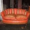 Swanky Deco Vinyl Love Seat
