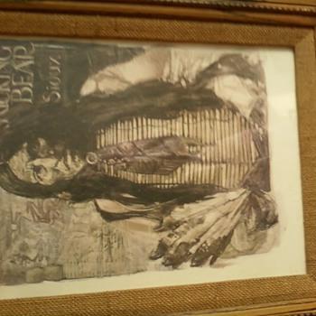 Kicking Bear Sitting Bull portraits  - Native American