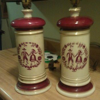 mystery pilgrim kids lamp - Lamps