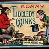 1920's Parker Brothers Bunny Tiddledy Winks Game