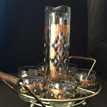 Culver Seville Set - Glassware