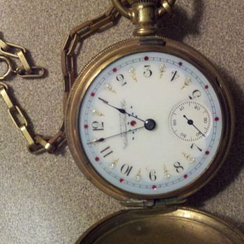 American Waltham Watch Co. Pocket Watch - Pocket Watches