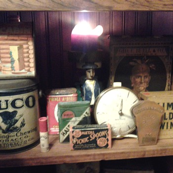 Tins I Have Collected - Advertising